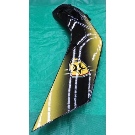 Tapa Derecha Panel Frontal de Cubierta Plástica (Color Amarillo)