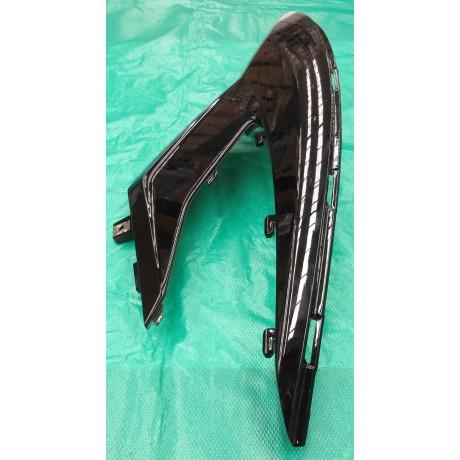 Tapa Conectora Derecha ABS Cubierta Plástica para Panel (Color Negro)