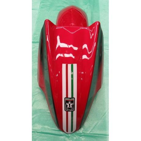 Guardabarros Delantero (Color Rojo)