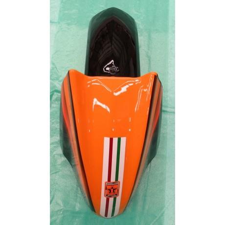 Guardabarros Delantero (Color Naranja)