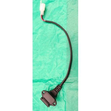 Terminal de Carga Batería (Cable de conexión, compatible con todos los modelos)